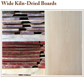currier forest products unique pieces wide kiln dried boards