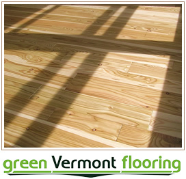 Green Vermont Flooring